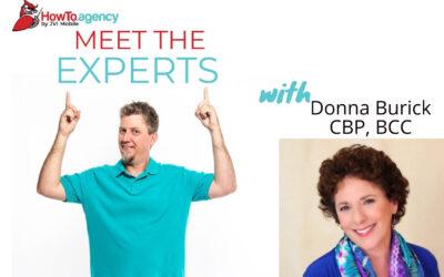 Meet The (Local) Experts – Donna Burick